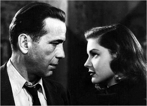 Bacall i Bogart